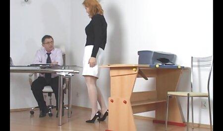 داغ دانش آموز بمکد دیک فیلم سکسی سینمایی خارجی بزرگ در دفتر